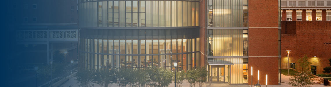 "<a href=""http://med.virginia.edu/admissions/the-uva-school-of-medicine/our-facilities#cmmeb""><h2>Medical Education Building</h2>The Claude Moore Medical Education building is the nucleus of the most technologically advanced medical school in the country.</a>"