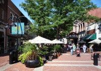 Downtown Mall, Charlottesville