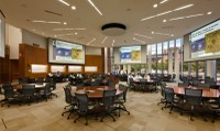 Photo: UVA School of Medicine Learning Studio, a technology-enabled, active-learning (TEAL) classroom