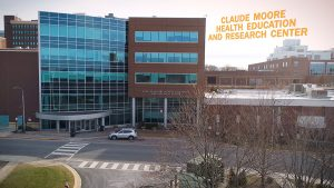 Photo: Claude Moore Education and Research Center