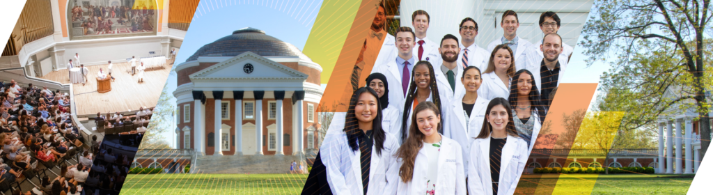 UVA School of Medicine Admissions process-page graphic banner