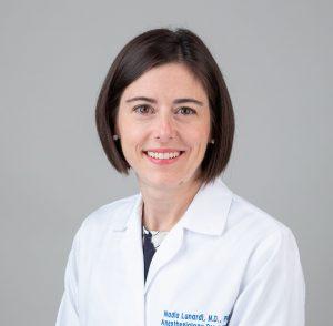 Photo of Nadia Lunardi, M.D., Ph.D.