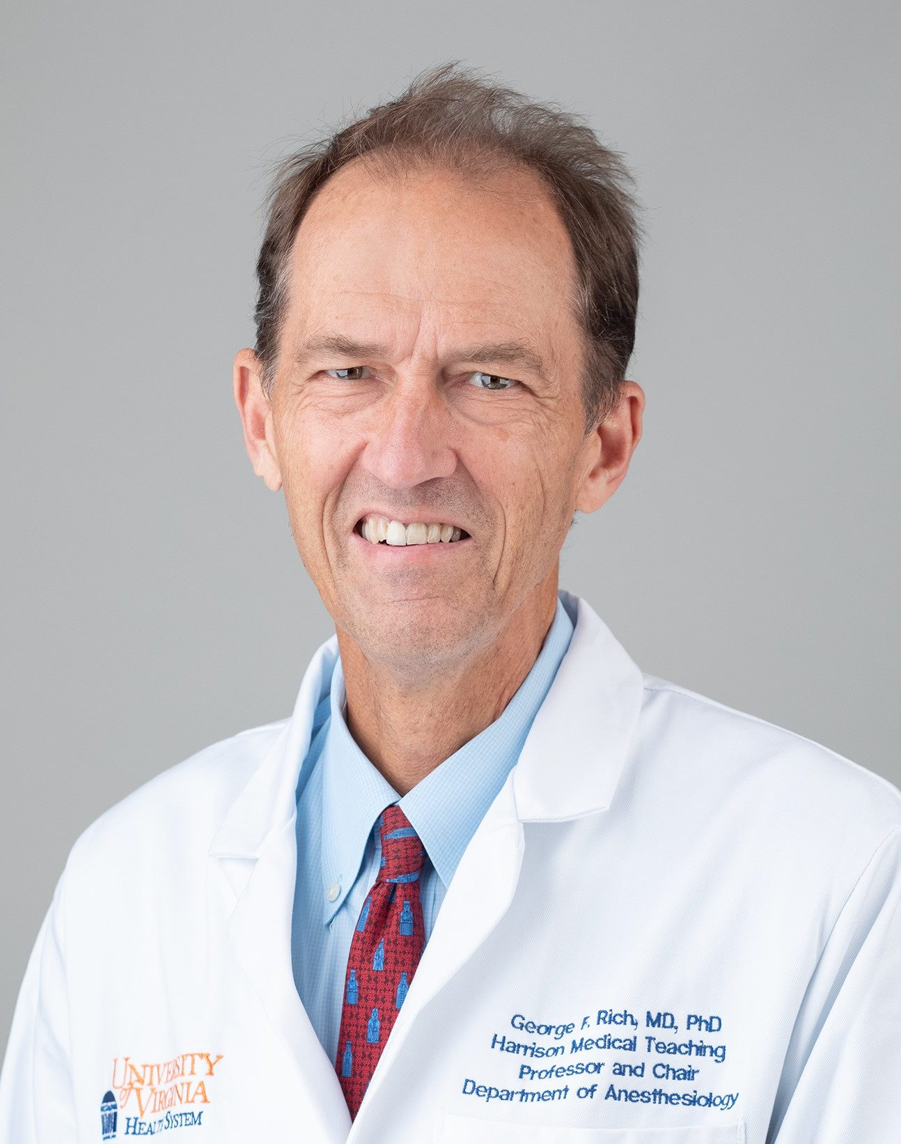 Photo of George Rich MD