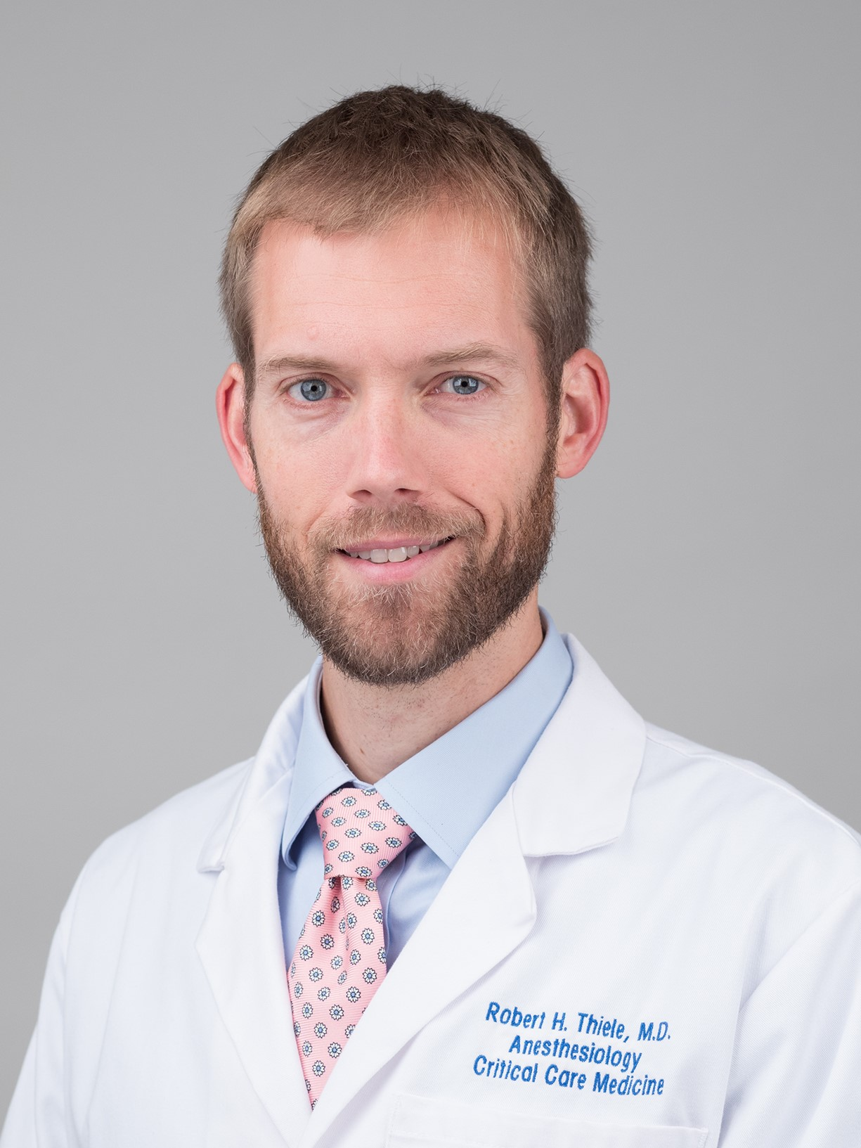 Photo of Robert Thiele MD