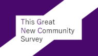 This Great New Community Survey