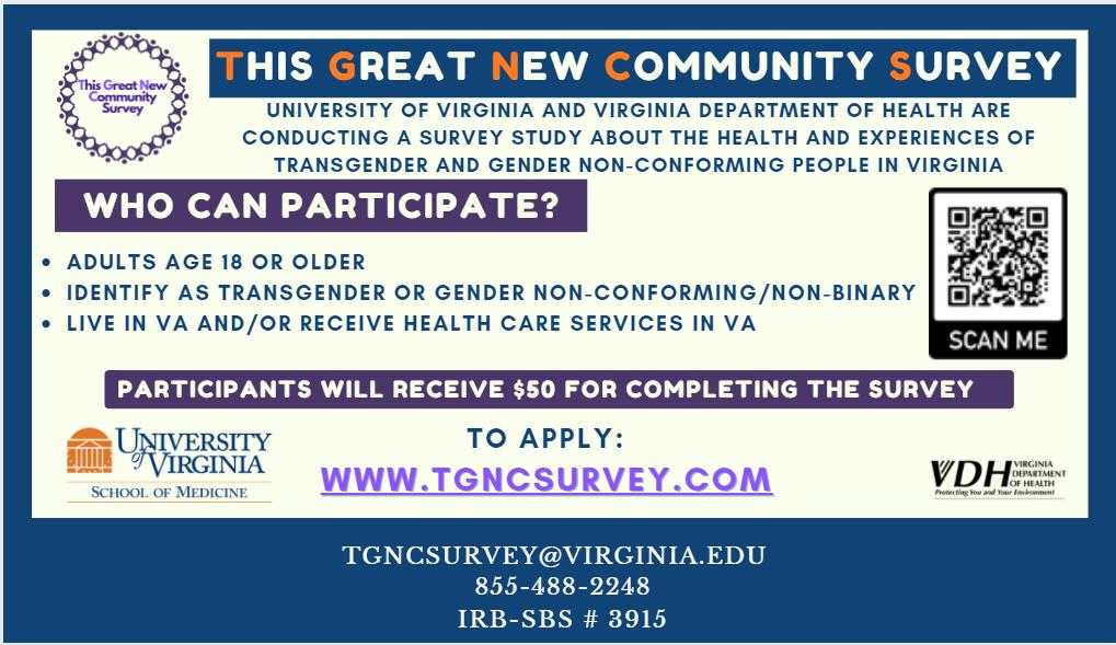TGNC Survey small flyer