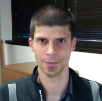Picture of UVA B.I.G researcher Alban Gaultier, Ph.D.