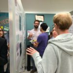 Geoff Norris discusses his poster