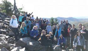 Annual BIG Center Fall Hike