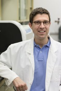 Picture of UVA B.I.G. researcher John Lukens, Ph.D.