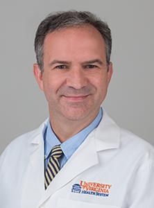 Picture of UVA B.I.G. researcher J. Javier Provencio, MD