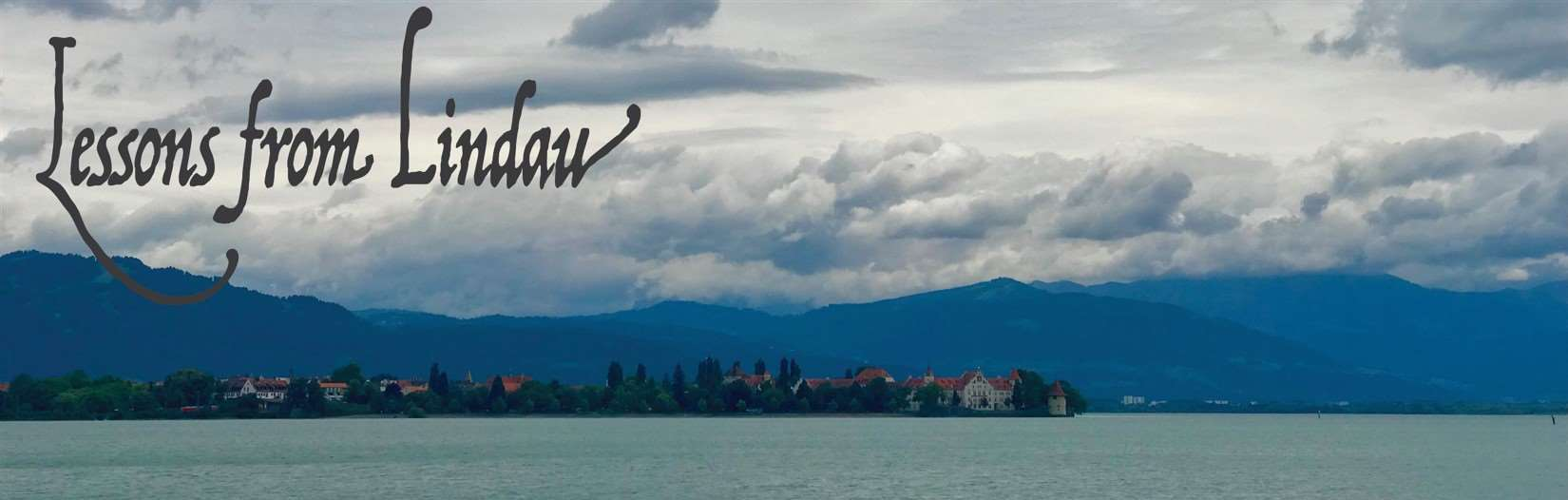 Lessons From Lindau