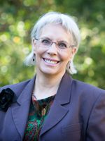 photo of Dr.Mary Faith Marshall, FCCM, HEC-C at UVA