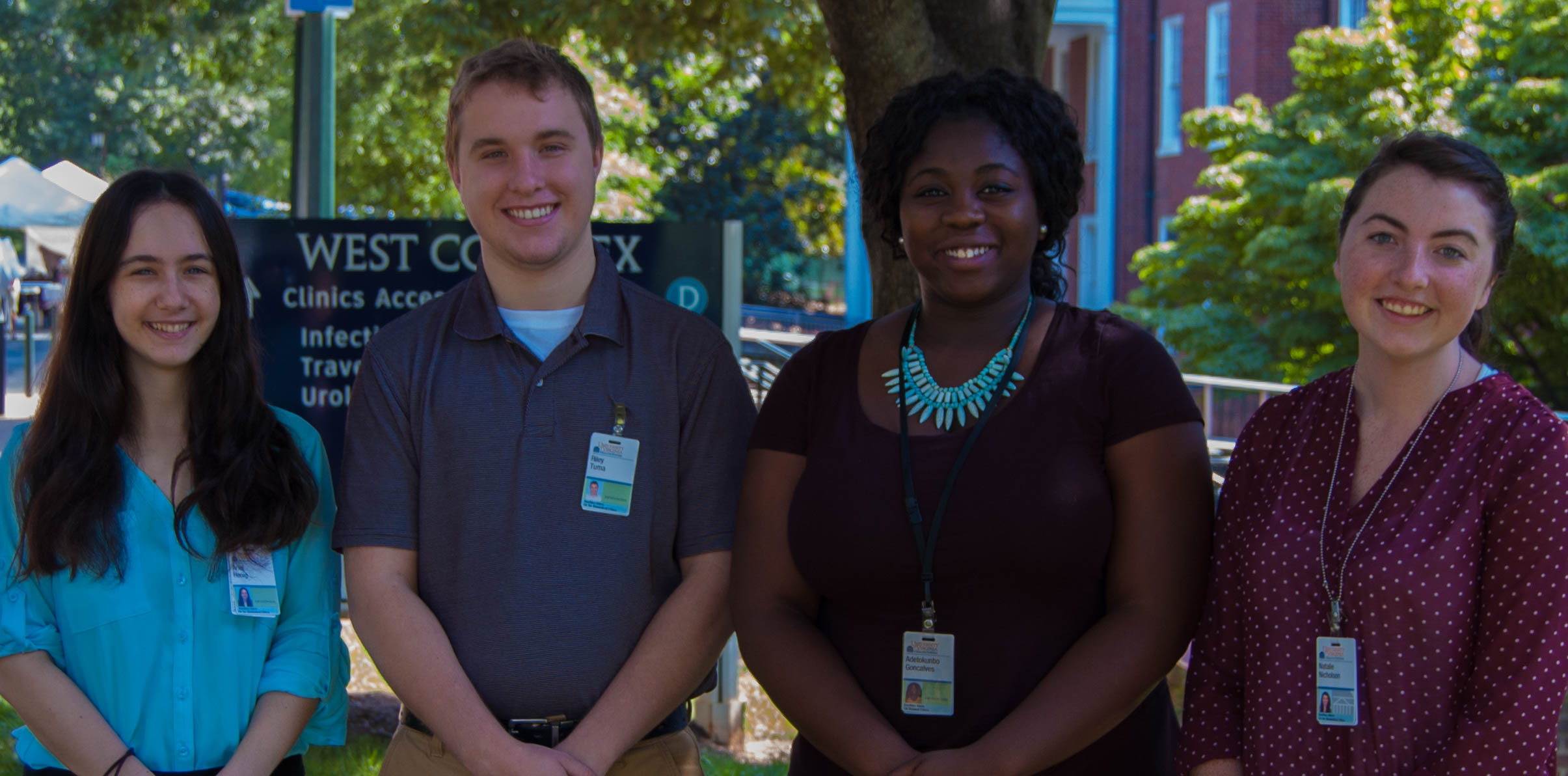 2016 Biomedical Ethics Summer Interns