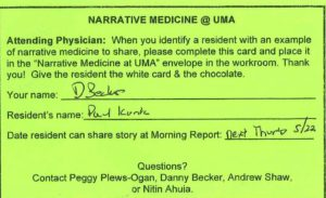NarrativeMedicine