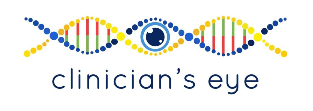 clinician's eye logo uva