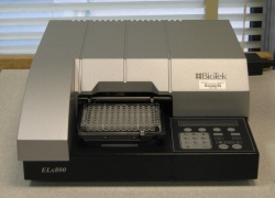 BioTek Absorbance reader