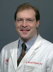 Photo of Dr. James Mangrum