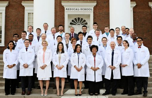 Division of Cardiovascular Medicine faculty and fellows (May 2016)