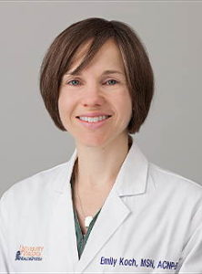 Emily Koch, MSN, RN, ACNP