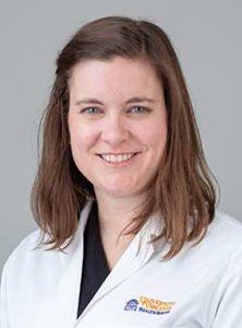 Sarah Spriggs, RN, MSN, FNP