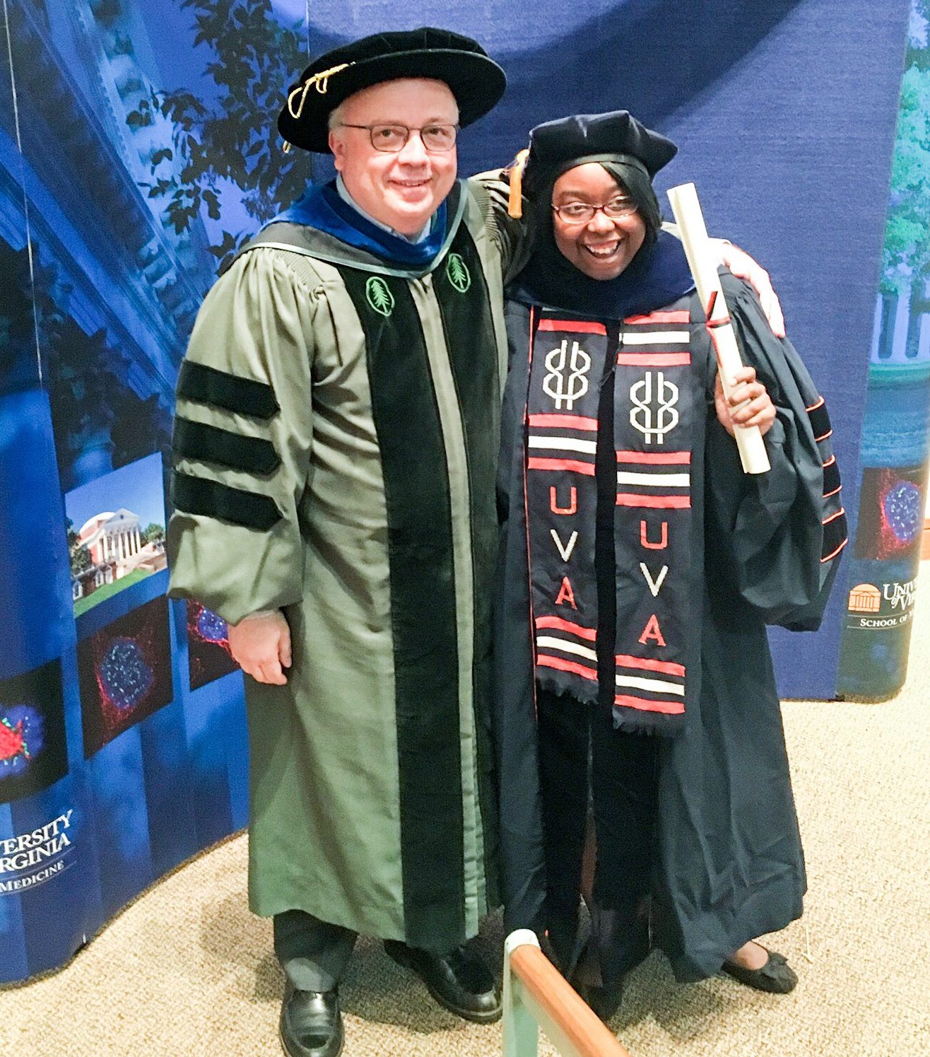 Crystal Monique Richardson awarded PhD in Cell Biology