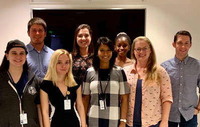 Research Students in the UVA Department of Cell Biology