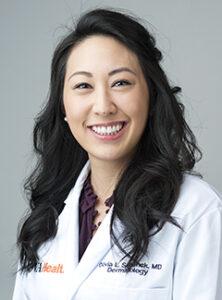Dr. Olivia Schenck, Assistant Professor of Dermatology