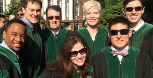Photo: UVA School of Medicine Graduate Medical Education resident group