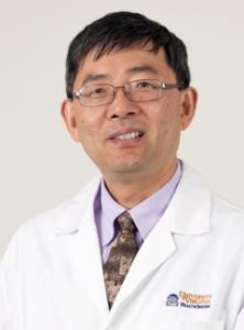 Photo of Dr. Huai Cheng