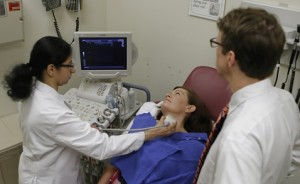 Photo of Scanning a patient