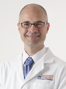 Photo of Dr. Eric Houpt