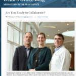 In the News… UVA Center for Engineering in Medicine