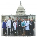 Emergency Medicine participates in ACEP's Lobby Day