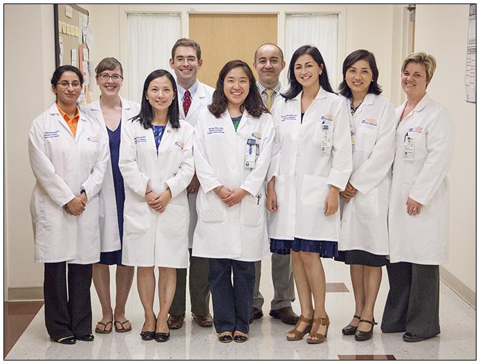 Photo of 2014-2015 Endocrinolgy Fellows