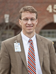 Dr. Christopher McCartney, MD