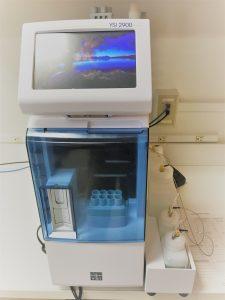 YSI lactate-glucose analyzer