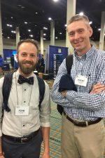 Adam Fletcher and Dr. Kent
