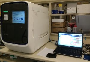 QuantStudio 6 Flex Real Time PCR System