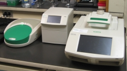 Bio-Rad digital droplet PCR system