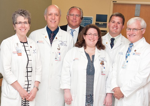 UVA Transitional Care Hospital team