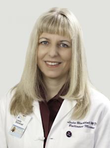 Photo of Dr. Leslie Blackhall