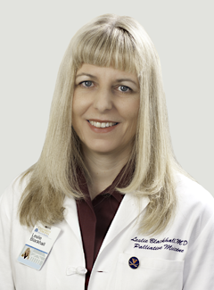 Photo of Dr. Leslie Blackhall