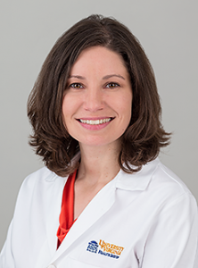 Photo of Dr. Rachel Kon