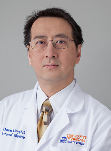 Photo of Dr. David Ling