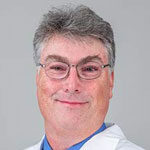 UVA palliative care physician William Timmins, MD, MD