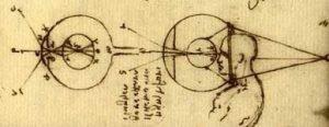 Glasses - da Vinci