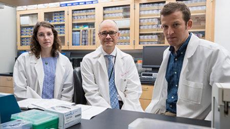 Liz Rogawski Mcquade, Eric Houpt, and James Plattsmills