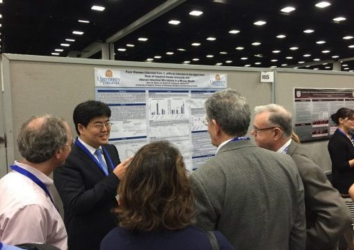 Dr. Jae Shin discusses his research at IDWeek