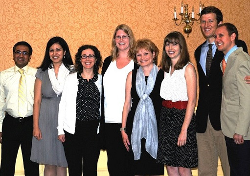 ID Clinical Fellows, May 2014.